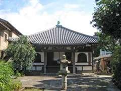 本納寺本堂