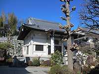 観福寺本堂