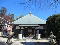 西勝寺本堂