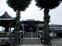 松岳院本堂