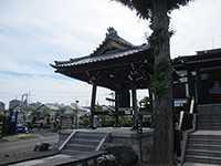 松岳院鐘楼
