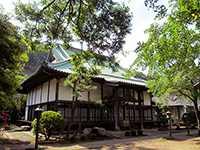 徳恩寺本堂