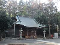 剱神社社殿