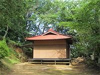 住吉神社神楽殿