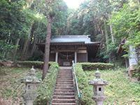 恩田町子之辺神社