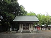 中恩田神明社