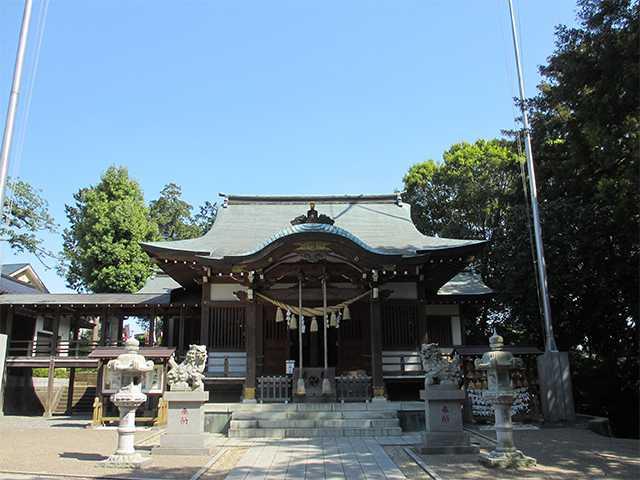 神鳥前川神社|横浜市青葉区しらとり台の神社