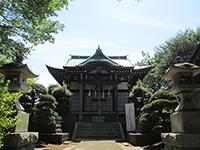 子ノ神社社殿