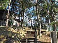 平川神社鳥居