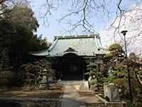 三佛寺本堂