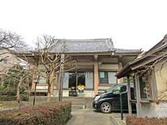 福生寺本堂