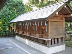 神戸神明社境内社