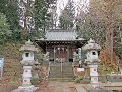 川島杉山神社