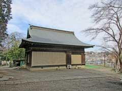 川島杉山神社神楽殿