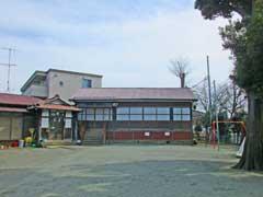 上星川杉山社神楽殿