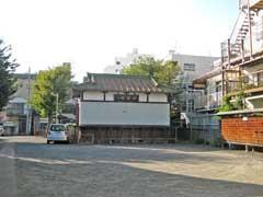 橘樹神社神楽殿