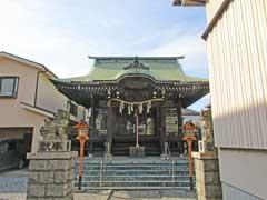 和田杉山神社