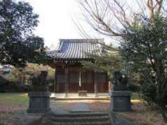 氷取沢神社