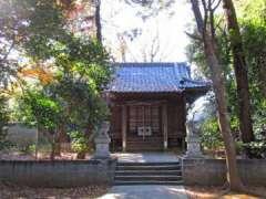 上中里神社