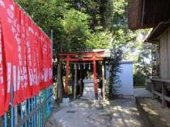 栗木神社境内社