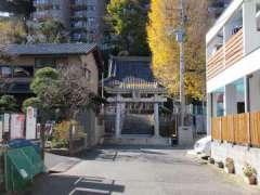 杉田八幡宮鳥居