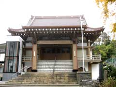 甚行寺本堂