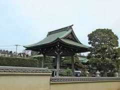 東泉寺鐘楼