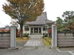 成佛寺山門