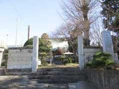 長遠寺山門