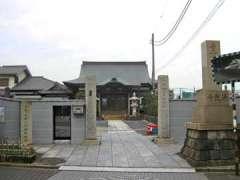 浄瀧寺山門