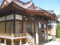 蓮法寺本堂