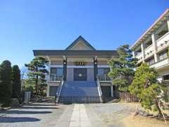 寳秀寺本堂