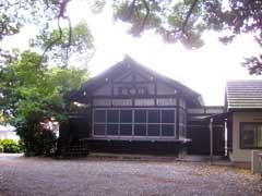 洲崎大神神楽殿