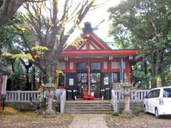 笠のぎ稲荷神社(禾皇)