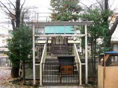東神奈川神明宮