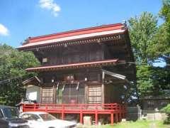 横浜一之宮神社萬歳殿