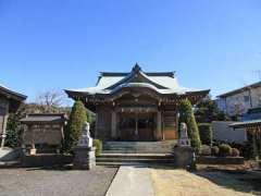 片倉杉山神社