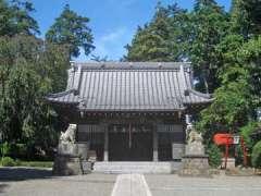 八幡神社社殿