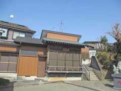 神明社舞殿