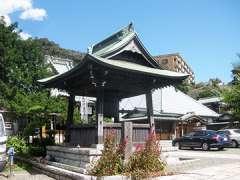 上行寺鐘楼