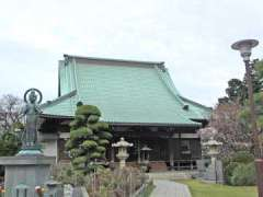 龍華寺本堂