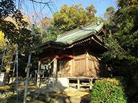 手子神社社殿