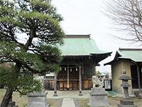 洲崎神社社殿