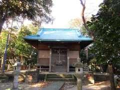 谷津浅間神社