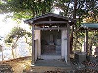 谷津浅間神社境内社