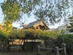金蔵寺鐘楼