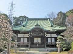 貴雲寺本堂