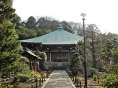 泉谷寺本堂
