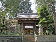 本乗寺山門