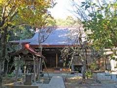 眞福寺本堂